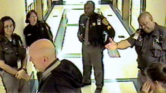 Arlington County Sheriff's Deputies After the Brutal Beating and Tasering of Ashlie Mae O'Brien
